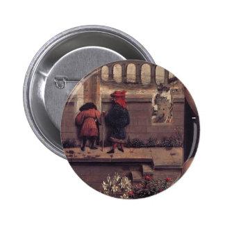 Virgen de enero van Eyck- The del canciller Rolin Pin