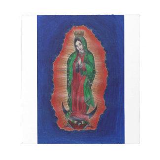 Virgen de Guadalupe Libretas Para Notas
