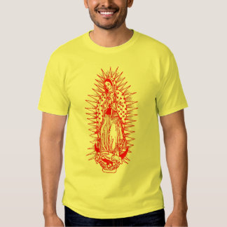 Virgen de Guadalupe Camisas