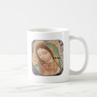 VIRGEN DE GUADALUPE  CUSTOMIZABLE PRODUCTS COFFEE MUG