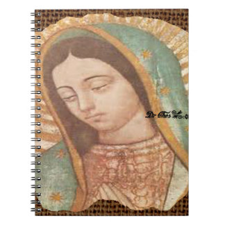 VIRGEN DE GUADALUPE CUSTOMIZABLE PRODUCTS NOTEBOOK