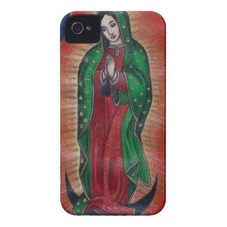Virgen de Guadalupe Case-Mate iPhone 4 Protector