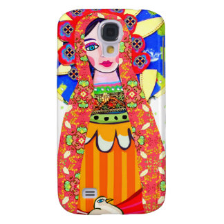 Virgen de Guadalupe Funda Para Galaxy S4