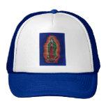 Virgen de Guadalupe Gorros Bordados