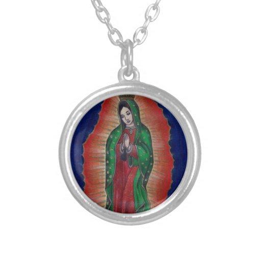Virgen de Guadalupe Joyerias Personalizadas
