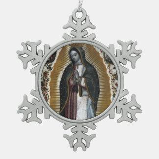 Virgen de Guadalupe, nuestra señora Adornos