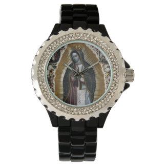 Virgen de Guadalupe, nuestra señora Relojes De Pulsera