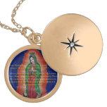 Virgen de Guadalupe Oracion Medalion Medallones
