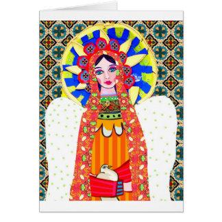 Virgen de Guadalupe Tarjeta De Felicitación