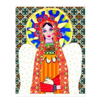 Virgen de Guadalupe Tarjeta Postal
