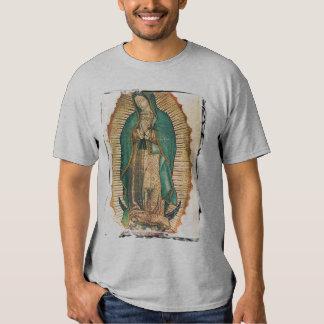 Virgen de Guadalupe (tradicional) Playeras