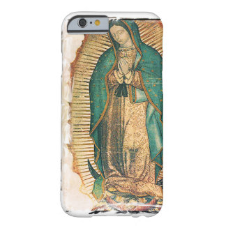 Virgen de Guadalupe (traditional) Barely There iPhone 6 Case