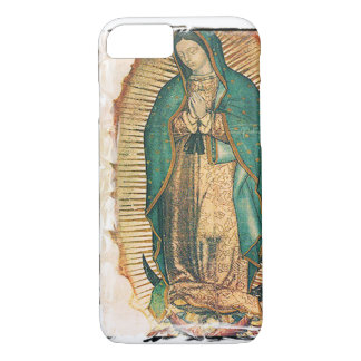 Virgen de Guadalupe (traditional) iPhone 8/7 Case