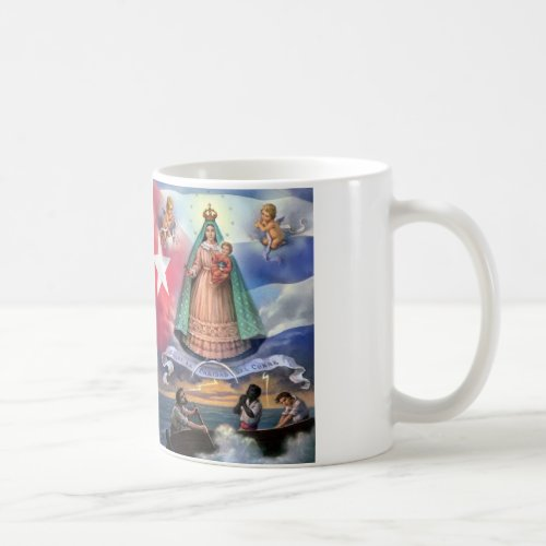 VIRGEN DE LA CARIDAD DEL COBRE COFFEE MUG