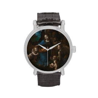 Virgen de las rocas de Leonardo da Vinci Relojes