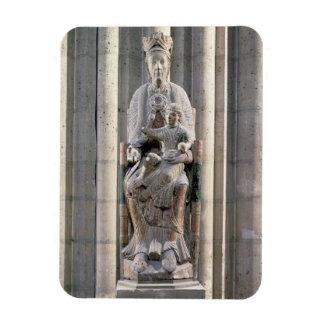 Virgen de los campeones del DES de San Martín, sig Imán