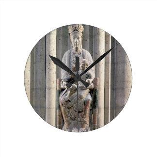 Virgen de los campeones del DES de San Martín, sig Reloj Redondo Mediano
