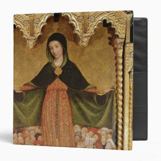 Virgen de Misericordia, detalle de la central