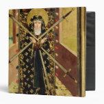 Virgen de siete dolores del altar de la bóveda, 14