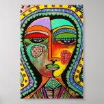 Virgen de Talavera del poster de las BENDICIONES d