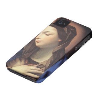 Virgen del anuncio de Guido Reni iPhone 4 Case-Mate Cobertura