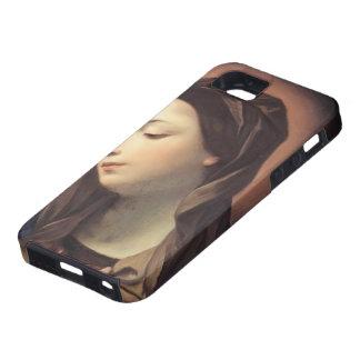 Virgen del anuncio de Guido Reni iPhone 5 Case-Mate Protector