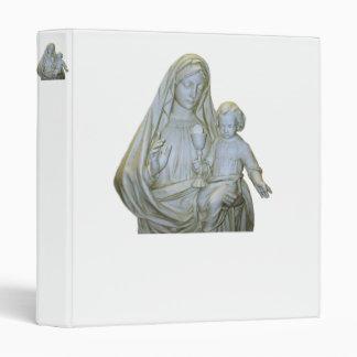 Virgen María 1 carpeta de Avery