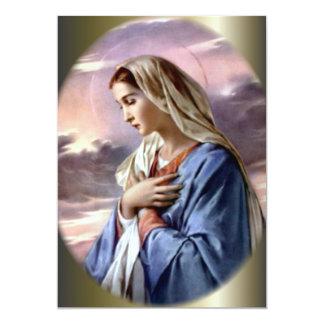 Virgen María bendecido en el desierto Anuncios Personalizados