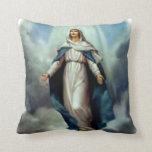 Virgen María bendecido - madre de dios Cojin
