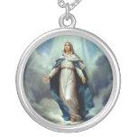 Virgen María bendecido - madre de dios Joyerias Personalizadas