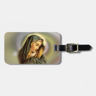 Virgen María bendecido - madre de dios