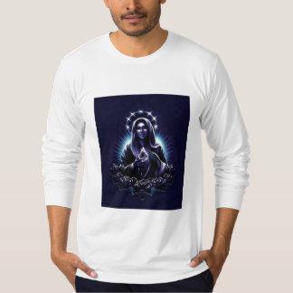 Virgen María bendecido - madre de dios Playera