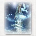 Virgen María bendecido Mousepad Alfombrilla De Ratón