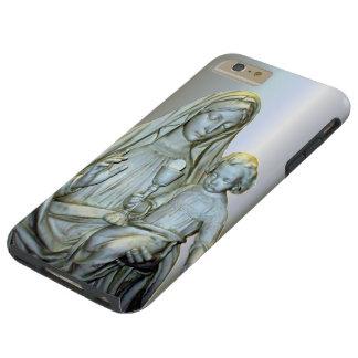 Virgen María bendecido - niño infantil Jesús Funda Para iPhone 6 Plus Tough