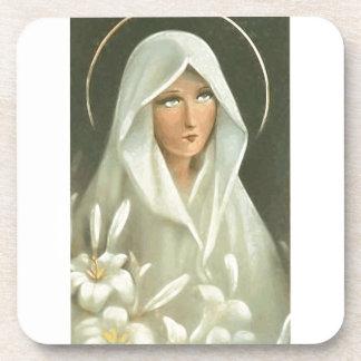 Virgen María bendecido Posavaso