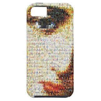 Virgen María con los santos iPhone 5 Carcasas