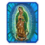 """VIRGEN MARIA DE GUADALUPE CUSTOMIZABLE PRODUCTS 8.5"""" X 11"""" FLYER"""