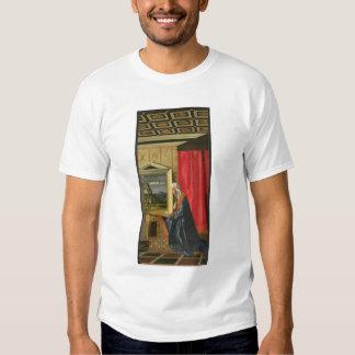 Virgen María, de la díptica del anuncio (aceite Playeras