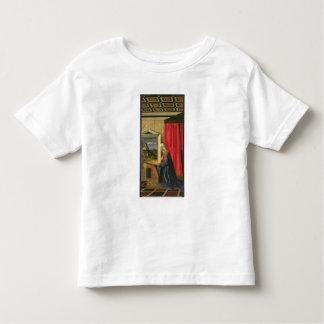 Virgen María, de la díptica del anuncio (aceite Poleras