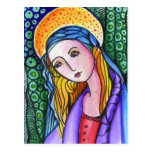 Virgen María Postales