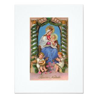 Virgen María y bebé Jesús Comunicados