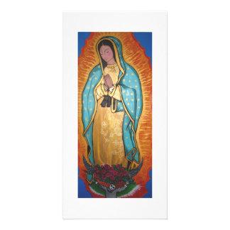 Virgen Morena Card