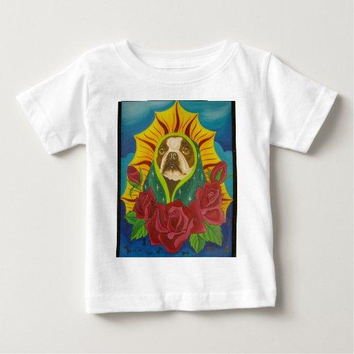 Virgen Mugsey de Santa Rosa de Dana Tyrrell Tee Shirt