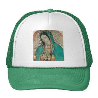 Virgen Santa del casquillo de Guadalupe Gorros