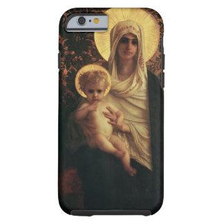 Virgen y niño, 1872 funda de iPhone 6 tough