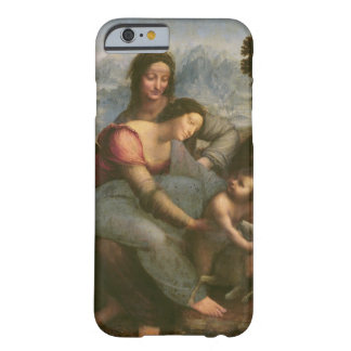 Virgen y niño con St Anne, c.1510 Funda Barely There iPhone 6