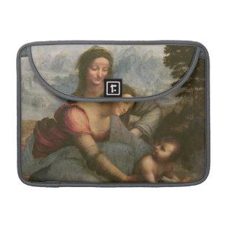 Virgen y niño con St Anne, c.1510 Funda Para Macbook Pro