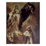 Virgen y niño que aparecen a St Philip Neri, 172 Impresiones