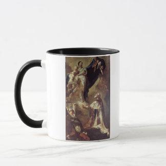 Virgen y niño que aparecen a St Philip Neri, 172 Taza