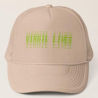 VIRGIL LIVES TRUCKER HAT